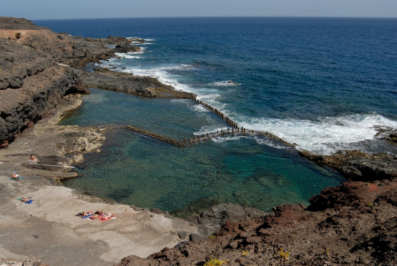 Portal de turismo santa mar a de gu a for Piscinas naturales jover tenerife
